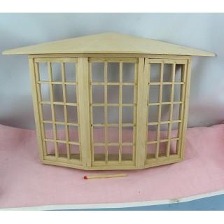 Devanture boutique miniature maison de poupée