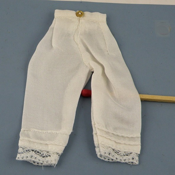 Miniature underpants outfit doll house 1 / 12eme