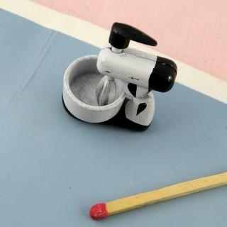 Robot miniature cuisine poupée 1/12 eme