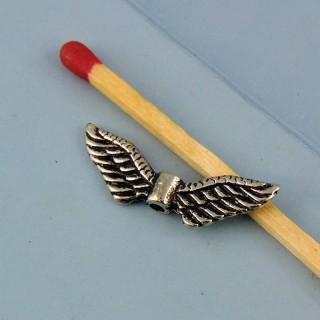 Anhänger Flügel Miniaturengel 25 mm