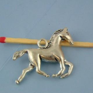 Miniature charm Horse 3 cm