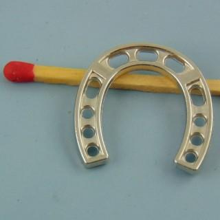 Dije herradura caballo miniatura 2 cm