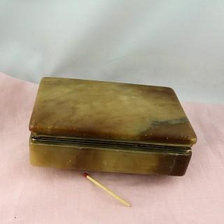 Miniaturschreibgarnitur alt für Kind oder Puppe 21 cm