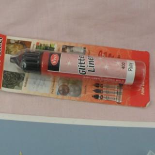 Glitter liner pen 30 ml