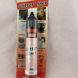 Fieltro glitter decoración para todos los apoyos