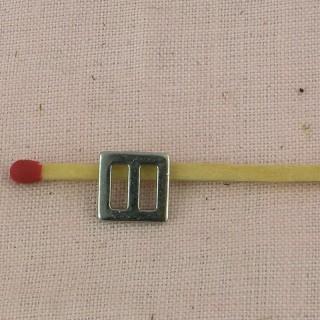 Cierre miniatura muñeca a guía 1 cm