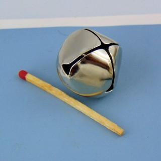 Glöckchen Mini- kleine Glocke Puppe 24 mm.