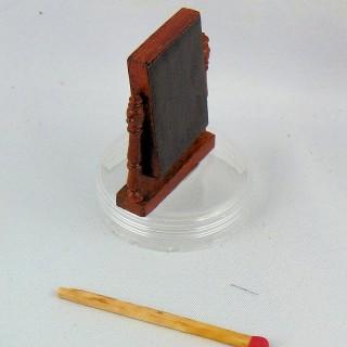 Neigbarer Spiegel Miniaturpuppenhaus
