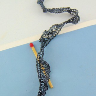 Borde cinta plissado 14 mms