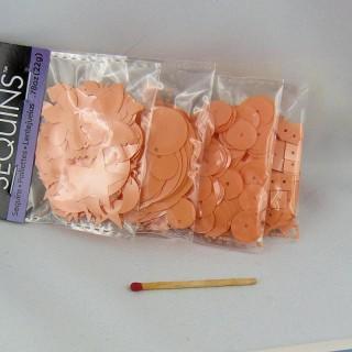 Sachet de sequins formes et tailles en mélange 25 g