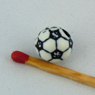 Ballon foot handball miniature 12 mm.
