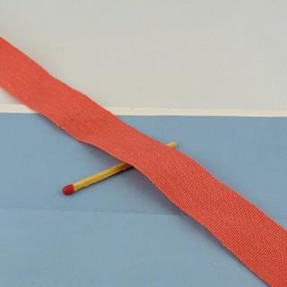 Ruban coton 2 cm,