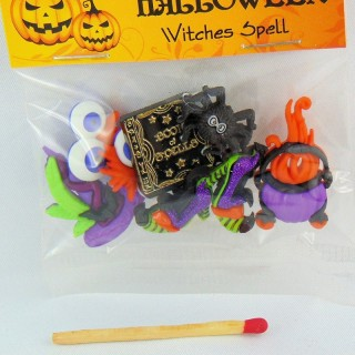 Buttons Dress it up, Halloween buttons, witch,