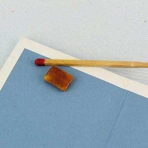 Pain au chocolat viennoiserie miniature 8 mm