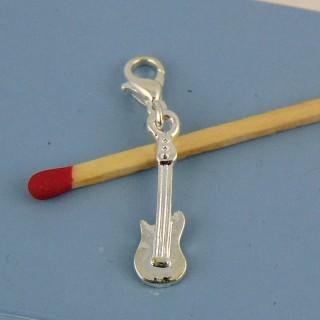 Gitarrencharme mit Muskete 2 cm