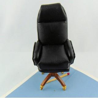 Reslute desk chair miniature doll house