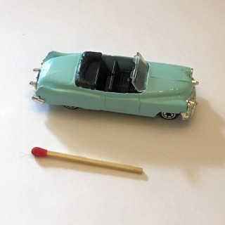 Miniature car Buick old toy
