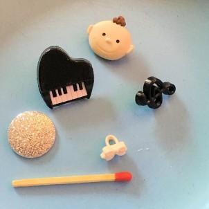 Buttons , MUSICIAN, musical instruments.