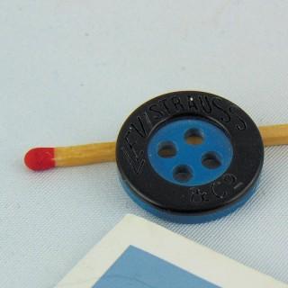 Großer Knopf an Bord 20 mm.
