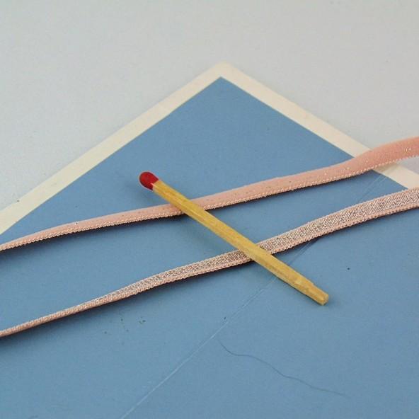 5 mm elastic sequined tape