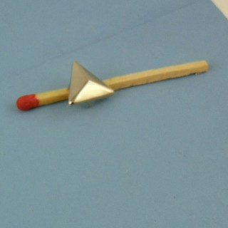 Metal rivet cone decoration Studs Rock spikes spots