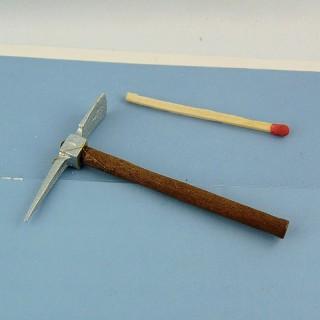 Pick Miniature Tool doll 6 cm