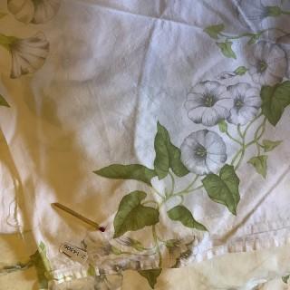 Antiguo algodón Christian Dior por el medidor