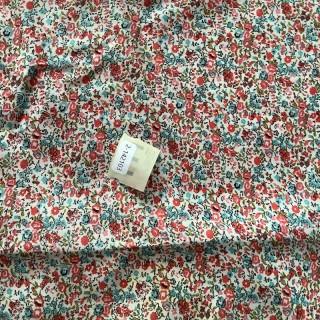Coton petites fleurs au mètre