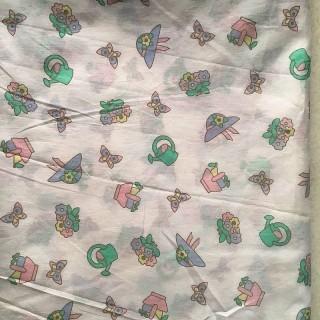 Cupón de algodón estampado para niño