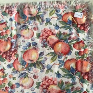 Cupón de algodón de flores pequeñas