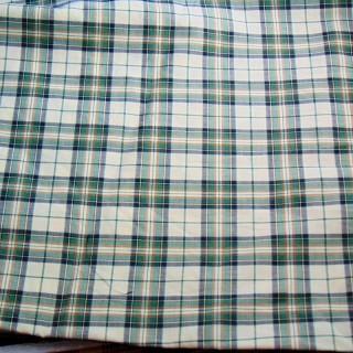 40x50cm liberty cotton checkered cotton coupon