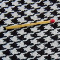 Square wool fabric coupon 30 x 30 cm