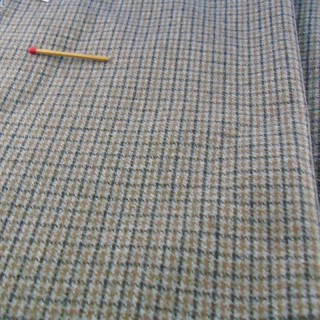75 x 150 cm wool fabric coupon