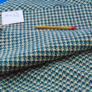 Cupón de tela de lana de 60 x 40 cm.