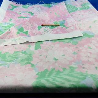 Coupon coton léger ameublement 120cmx155 cm