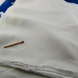 Ancho del cupón de algodón fino 40x75 cm