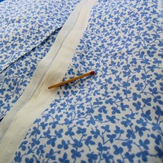 Laura Ashley Vintage Cotton Coupon 120x150cm