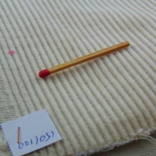 Coupon en velours côtelé en coton 150x100 cm