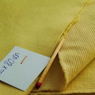Cupón de algodón cosido de 40x80cm