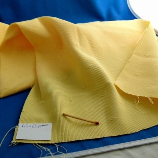 Cupón de algodón cosido liso 150x80 cm