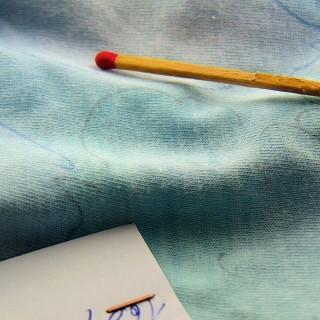 Cupón de jersey de nube de algodón