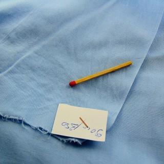 Coupon en popeline de coton 90 cm de large au mètre