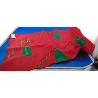 Cupón juego de mesa de Navidad 30x45 cm