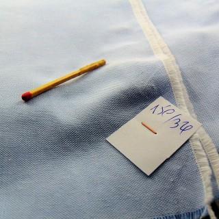 Cupón de popelín de algodón 150 cm de ancho por metro