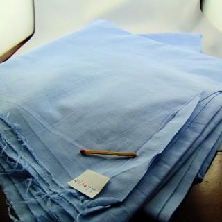 Ancho del cupón de algodón fino 240 cm x 110 cm