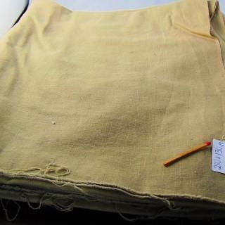 Coupon en lin ancien 210 cm x 130 cm