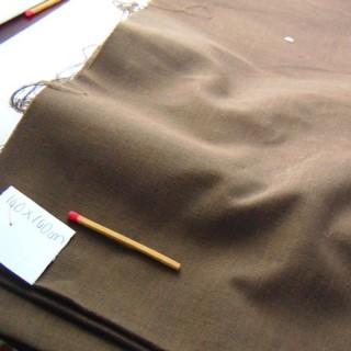 Coupon en coton mélangé 140x140 cm