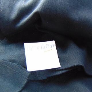 Antiguo cupón de jersey uni 140x140 cm