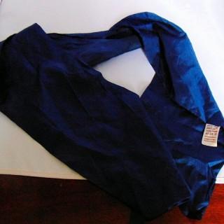 Cupón de bufanda de seda de 15x100cm