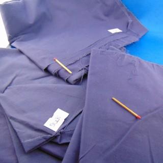 Coupon de coton fin différentes tailles